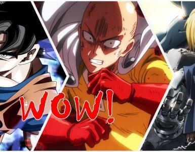Animes e Mangas mais famosos do mundo