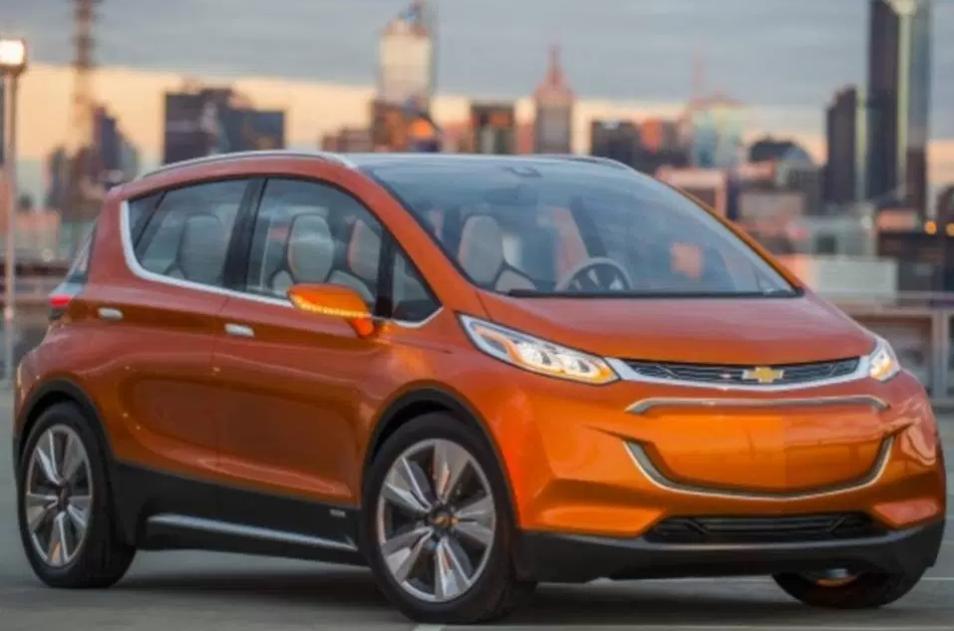 Bolt: o carro elétrico para as massas
