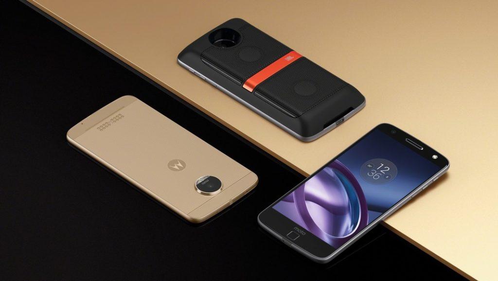 Moto Z: o futuro dos smartphones?