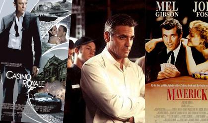 Filmes que todos os amantes de jogos de casino
