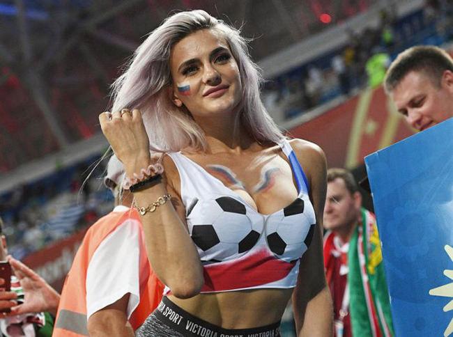 Mulheres gatas da Copa do Mundo