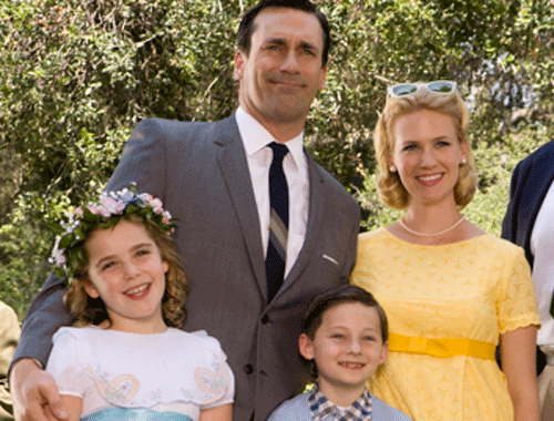 The Drapers (Mad Men)