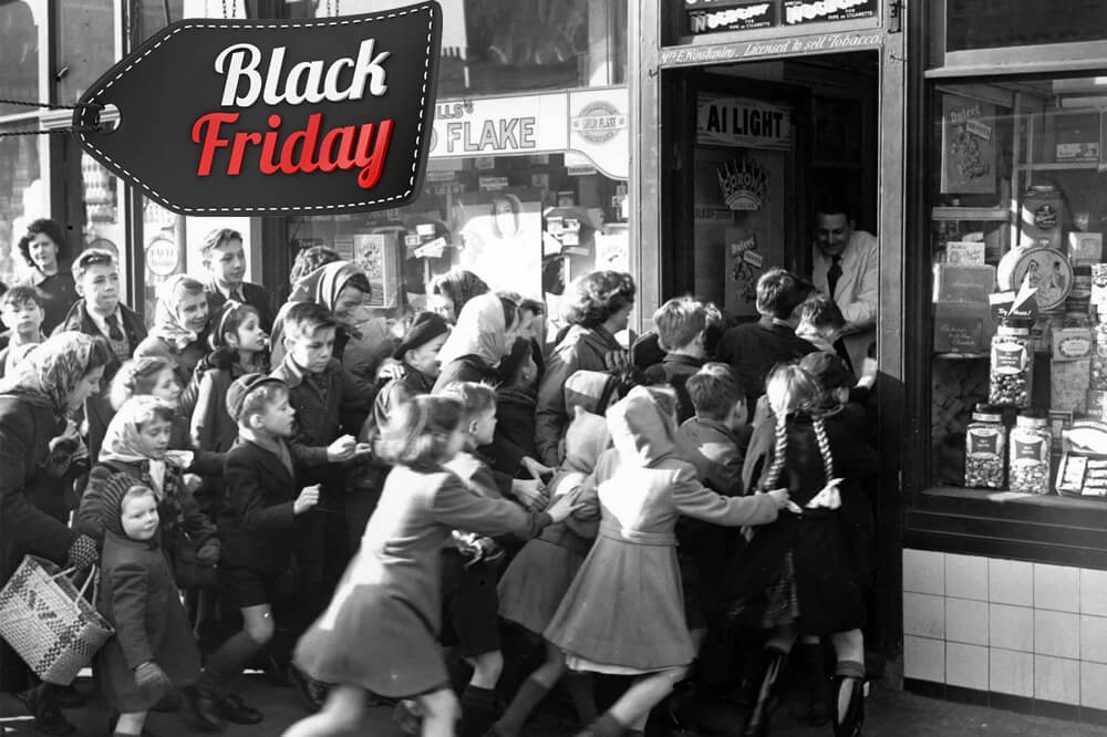 Black Friday – A origem
