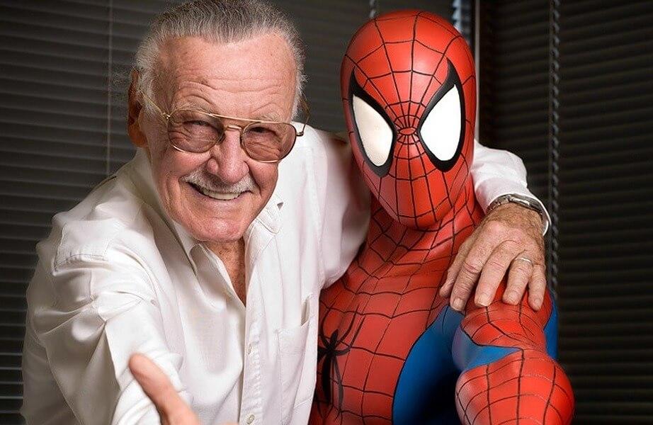 Stan Lee criador do homem-aranha