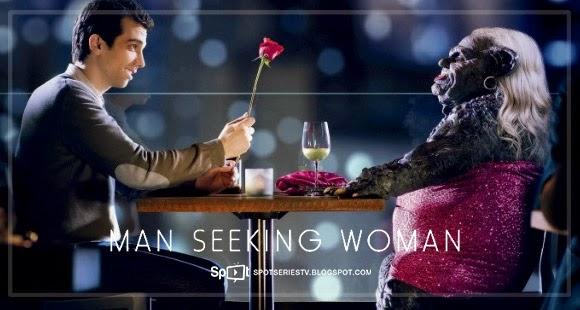 Série Man seeking woman