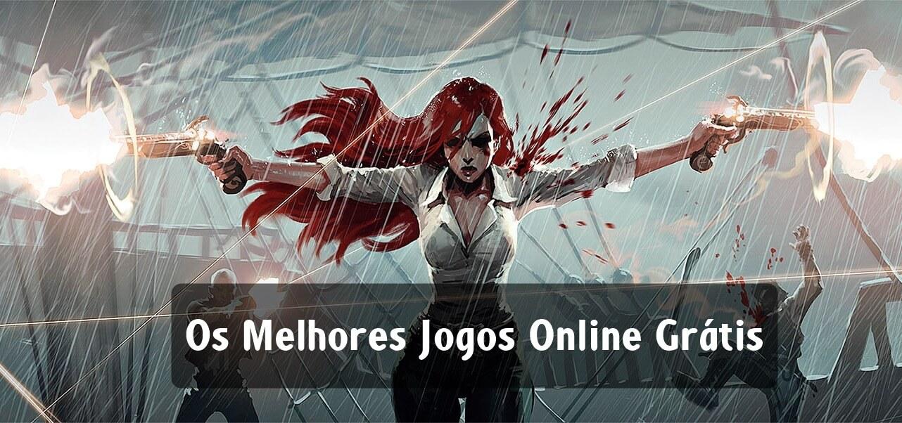 Jogos online gratuitos