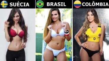 Mulheres Mais Lindas do Mundo