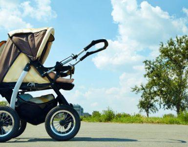 Modelos de carrinho de bebê