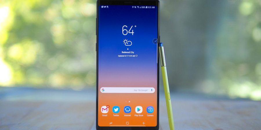 Galaxy Note 10, da Samsung, não tem conector de fone de ouvido