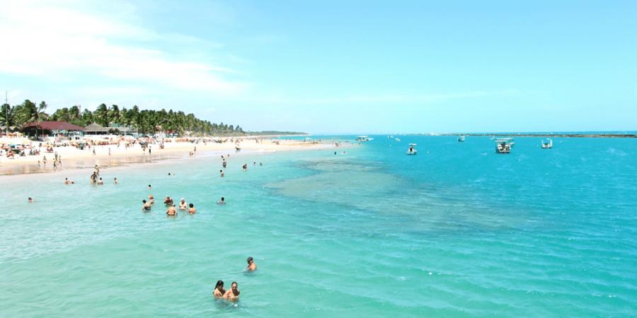 Praias para viajar em Alagoas