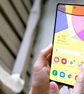 Toque de telefone Android e sons de notificação